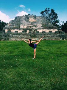 Biani Altun Ha Mayan Ruins in Belize