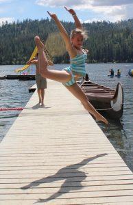 Brooke N Camp Lutherhaven on Lake Coeur D'Alene, Idaho
