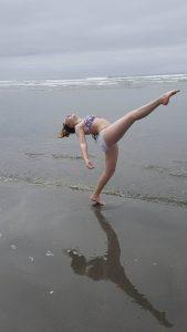 Maddy R Seaside Oregon 1